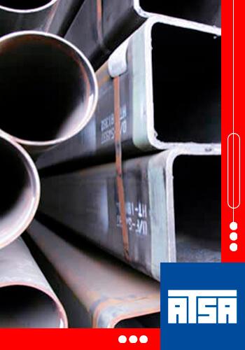 perfiles comerciales de acero laminado