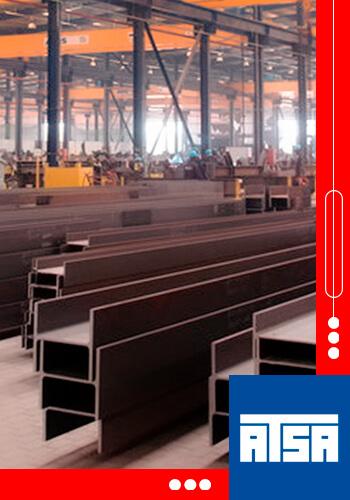 Perfil de acero IPR